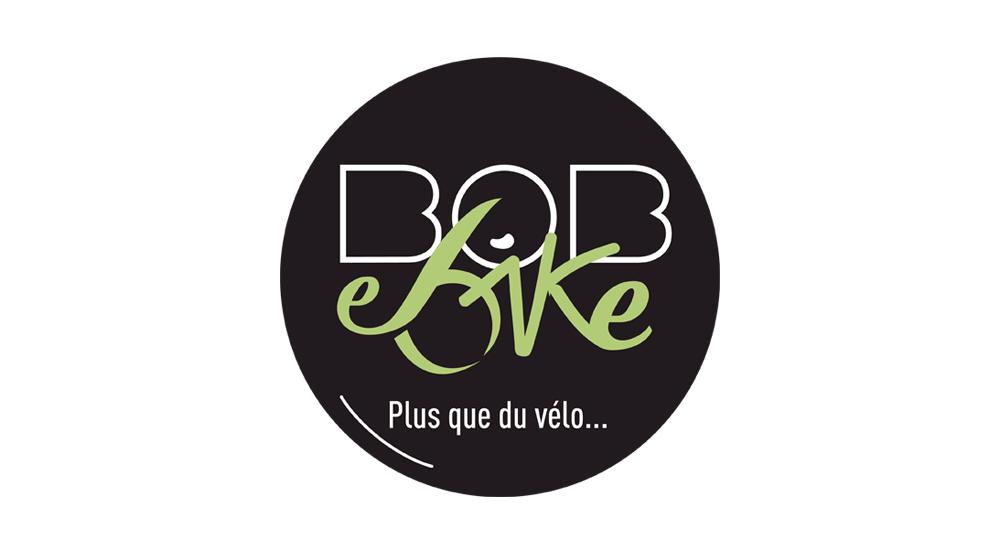 """Création d'une charte graphique pour BOBEBIKE Location de vélos sur chantilly et Senlis. famille, groupes ou entreprises. Vente de vélos électriques """"Fitchbike"""""""