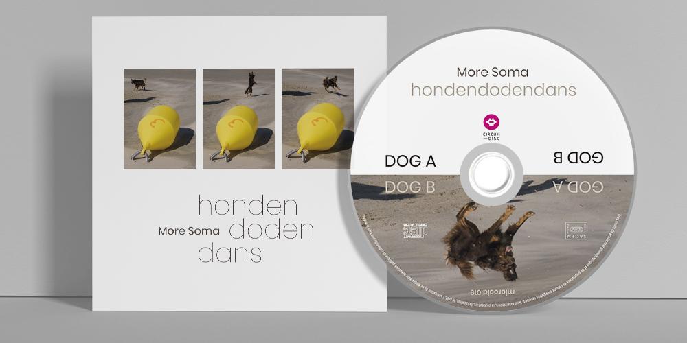 Création d'une Pochette CD pour un TRIO